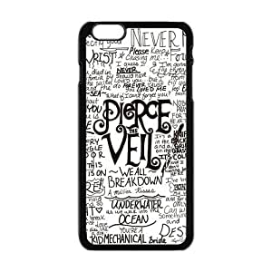 """Danny Store Hardshell Cell Phone Cover Case for New iPhone 6 Plus (5.5""""), Pierce The Veil by runtopwell"""