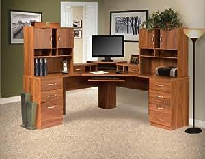 Amazon Com American Furniture Classics L Work Center With