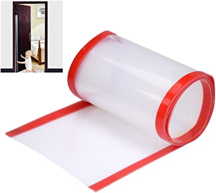 Baby Kids Finger Door Seam Protection Strip  Protector Guard Safety