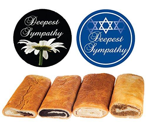 SYMPATHY - Hungarian Nut Rolls - Poppyseed ()