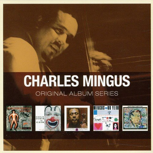 (Blues & Roots/Oh Yeah/Pithecanthropus Erectus/The Clown /Tonight At Noon -  Mingus,)