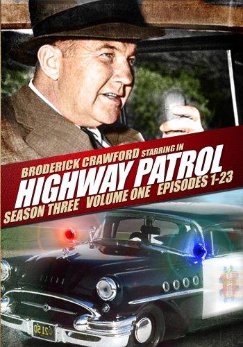 Action Dvd Com - Highway Patrol: Season Three - Volume One (Episodes 1 - 23) - Amazon.com Exclusive