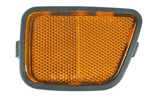 Front Side Reflector Marker Left LH Driver Side for 97-01 Honda CR-V