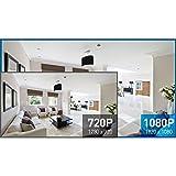 Swann Indoor/Outdoor Home Security Camera, 1080p