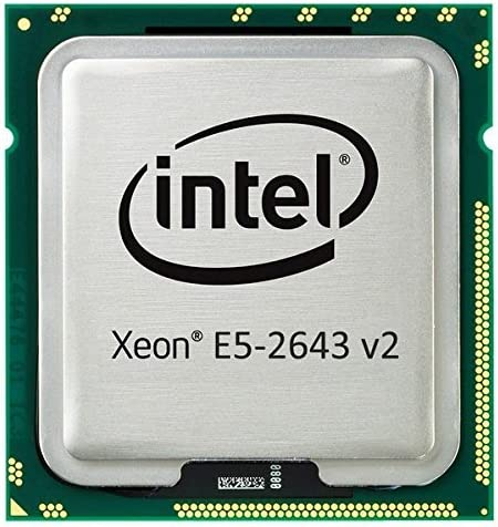 HP 712775-B21 - Intel Xeon E5-2643 v2 3.5GHz 25MB Cache 6-Core ...