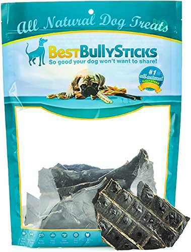 USA Beef Liver Dog Treats by Best Bully Sticks (1lb. Bag) Made in America