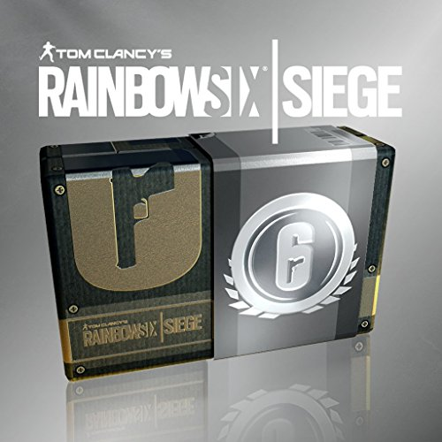 Tom Clancy's Rainbow Six Siege: Currency 1200 Credits - PS4 [Digital Code]