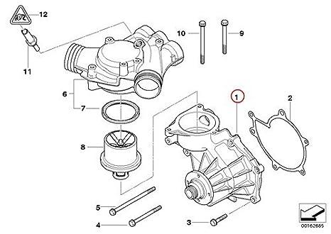 e39 m5 motor wiring diagram database BMW E39 Engine Diagram 2008 amazon bmw genuine mechanical coolant water pump e39 m5 automotive e39 m5 engine e39 m5 motor