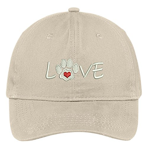 Embroidered Print Hat - 4