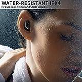 Wireless Earbuds, Goswer Bluetooth Headphones Mini