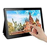 Portable USB C Touchscreen Monitor,EleDuino 13.3' inch 1920x1080 IPS Display,with USB-C & HDMI Inputs,HDR,PD Charge,Compatible with Laptops Mini PC Smartphone Gaming Consoles Nintendo Switch PS4 PS3