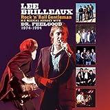 Lee Brilleaux:Rock'N'Roll Gentleman