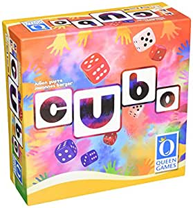 Amazon.com: Cubo - Queen Games Board Game: Toys & Games