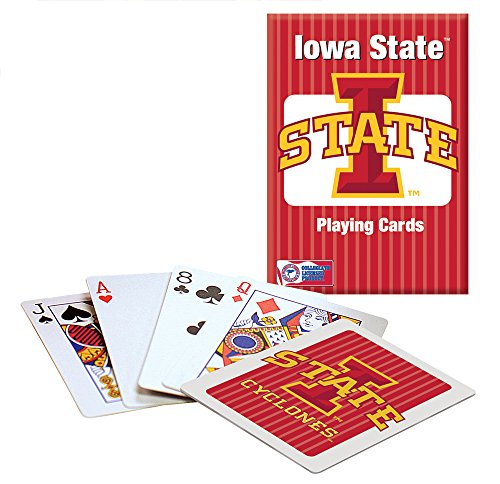 Iowa Colleges University - Iowa State Playing Cards