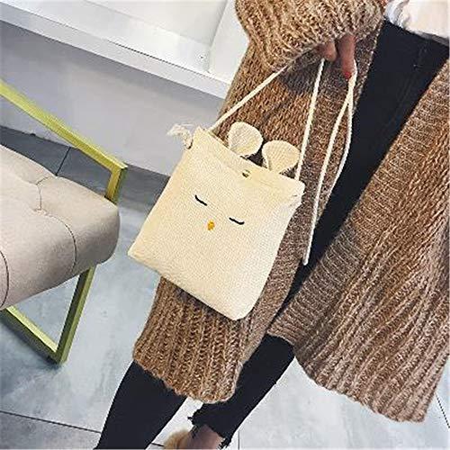 cama de ropa aire de de mini de preciosa salvajes LANDONA de bolsas de mensajero la balde nacionales femenino tela bolsa bolso tela de impresa bolsa bolsa qFwExI7