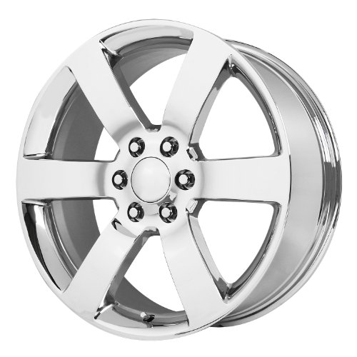 Wheel Replicas V1166 Chevrolet Trailblazer SS Chrome Wheel (20x8
