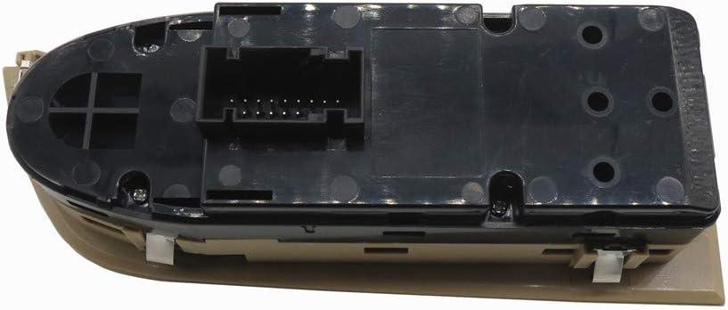 Power Master Fensterschalter 61319217334 f/ür E90 E91 318i 320i 325i 330i 335i M3