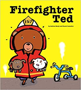firefighter ted beaty andrea lemaitre pascal
