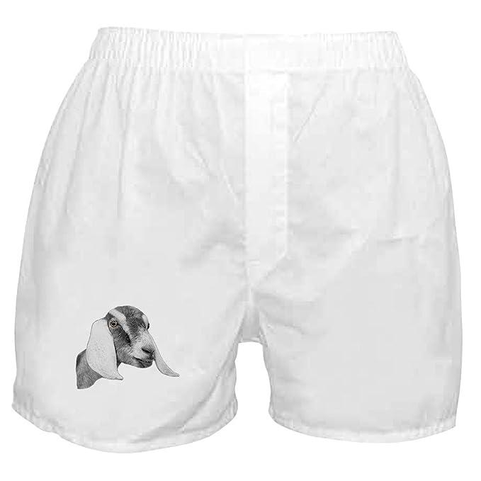 amazon com cafepress nubian goat sketch novelty boxer shorts