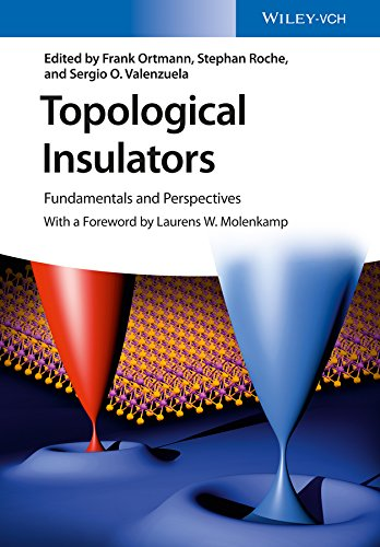 Topological Insulators: Fundamentals and Perspectives (Best Insulator Of Electricity)