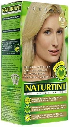 Tinte Naturtint 10 N rubio alba: Amazon.es: Salud y cuidado ...