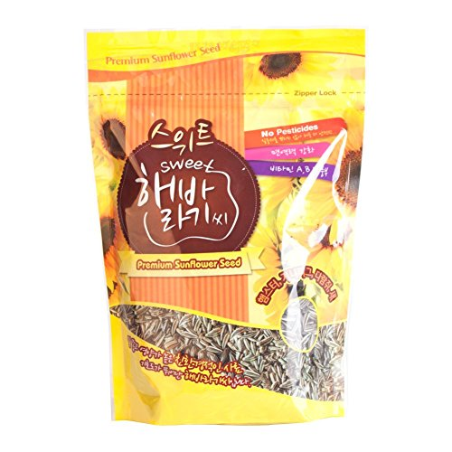 PSP Sweet Premium Sunflower Seed Delicious Nutritional Vitamin A B Hamster Guinea Pig Squirrel Pet Food Snack Treat 17.6oz