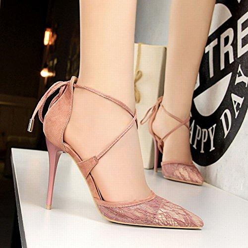MissSaSa MissSaSa MissSaSa Scarpe Affascinante Affascinante Affascinante Donna Donna Donna Scarpe Scarpe rosa rosa 8twr4qt