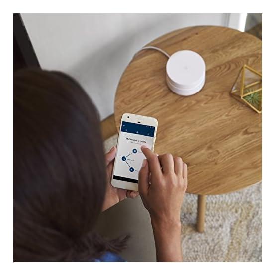 Google Whole Home Mesh Wi-Fi System (set of 1) [US Version] 51oKJdRNo1L. SS555