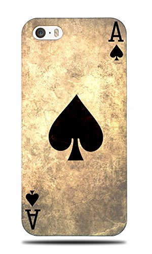 foxercase-designs-ace-of-spades-playing-cards-hard-back-case-cover-for-apple-iphone-5-5s-5se