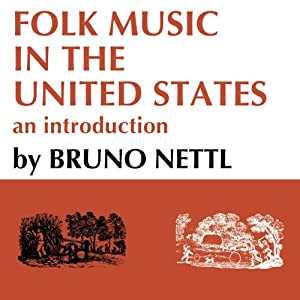 Folk Music in the United States Audiobook