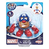 Playskool Friends Marvel Mr. Potato Head as Captain America