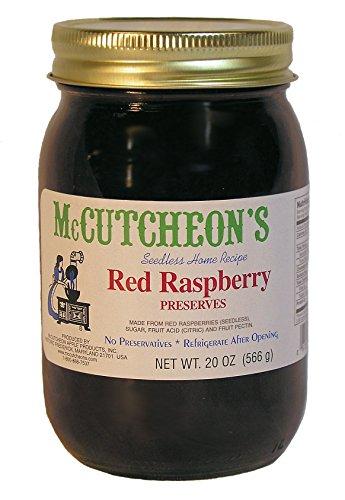 McCutcheon Red Raspberry Preserves
