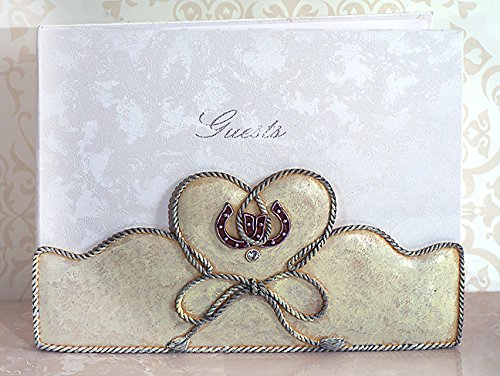 Lucky in love Western theme collection wedding Guest