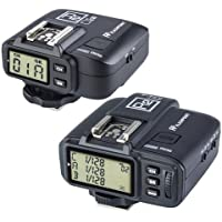 Flashpoint R2 i-TTL Wireless 2.4 G Flash Remote Trigger Transmitter and Receiver for Nikon (X1-N)