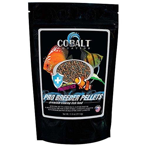 (Cobalt 23202 11 oz Pro Breeder Pellet Fish Food)