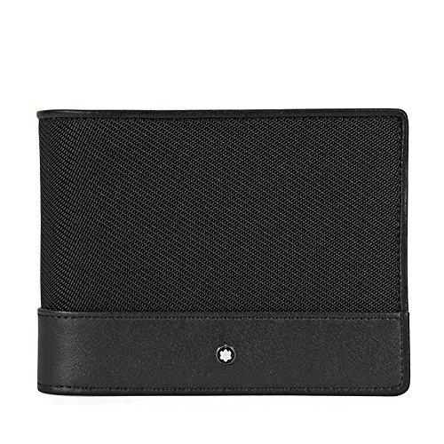 MontBlanc Nightflight 12CC Wallet - Black