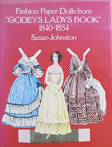 Fashion PAPER DOLLS BOOK (UNCUT) from