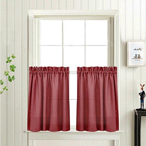 kitchen tier curtains - 3