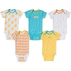 Gerber Baby-Boys Variety Onesies Brand Bodysuits