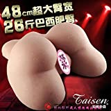 Azlove The United States Tyson 26 Jin of Brazil large buttocks ass 3D real 1:1 silicone Yin Yin anal buttock hip mold