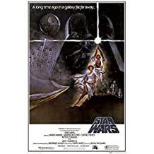 Star Wars: Episode IV - A New Hope - Movie Poster / Print (Regular Style A) (Size: 61cm x 91.5cm)