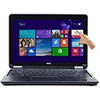 Dell Latitude E7240 12.5 Touch Laptop Intel i7-4600U Dual Core 2.1GHz 8GB 256GB SSD (Certified Refurbished)