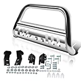 #2: AUTOSAVER88 Bull Bar for 04-16 Ford F150 Stainless Chrome Bull Bar 3