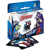 Kaadoo Marvel Avengers Match On Grab Your Super Heroes Card Game