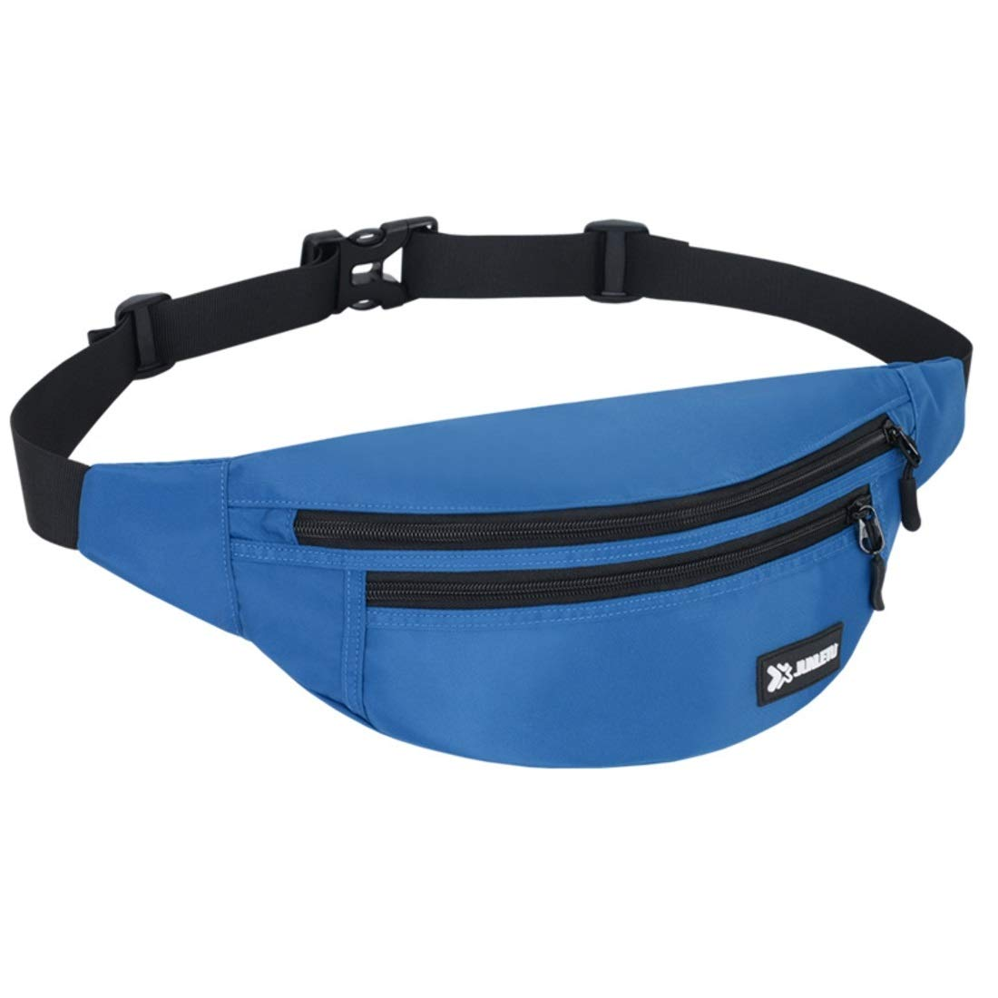 Color : Green XIAMEND Outdoor Waist Bag Multifunction Waterproof Running Belt Security Waist Pouch Jogging Belt Mobile Phone Pouch for Walking Holidays Hiking Cycling Running
