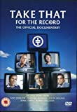 'Take That - For The Record - Official Documentary [Amaray] [DVD]