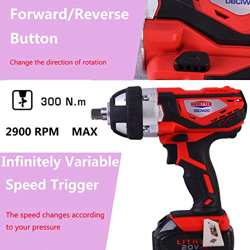 Buy electric impact wrench for automotive