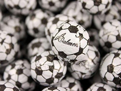 Chocolate Soccer Balls Made In The USA Bulk Candy Chocolate (3 Pounds) (Soccer Chocolate)