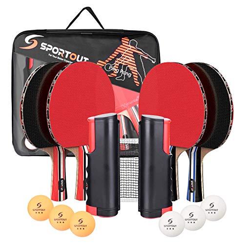 Sportout 4 Player Ping
