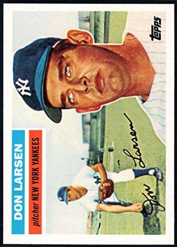 Baseball MLB 2010 Topps New York Yankees 27 World Series Championships #YC17 Don Larsen NM-MT - Don Series World Larsen